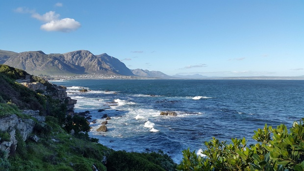 Walker Bay, Hermanus, Mountain View Manor, Western Cape