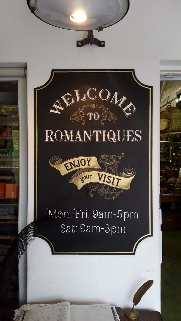 Romatiques, Things to do, Collectibles, Hermanus