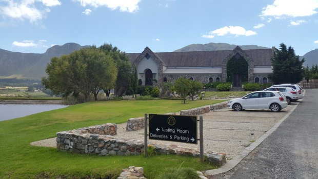 Sumaridge Wine Estate, Hemel en Aarde Valley, Wine Route