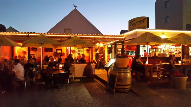 Tapas Food and Wine Bar, Food and Wine, Restaurant Hermanus