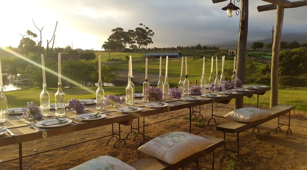Sir Robert Stanford Wine Estate, Catering, Stanford, Hermanus Catering