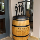 Creation Wine and food pairing is world class